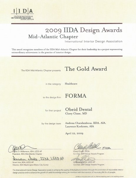 IIDA Awards