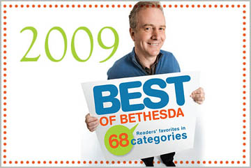 best of bethesda 2009 Awards