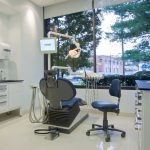 Exam Room at Obeid Dental in Chevy Chase, Maryland