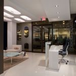 Reception Desk at Obeid Dental in Chevy Chase, Maryland