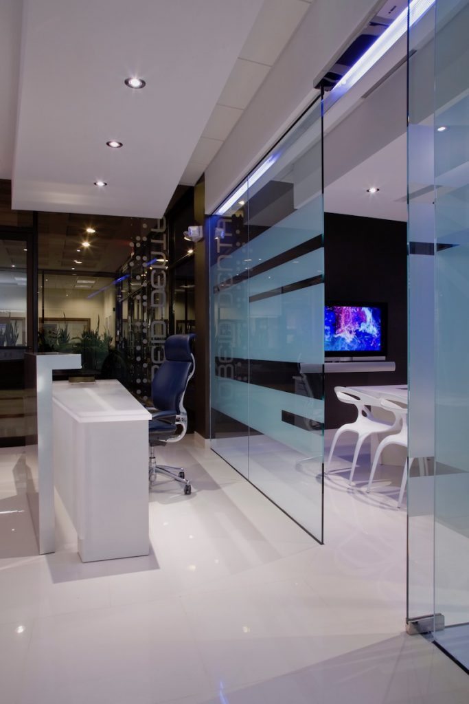 Consultation Room at Obeid Dental in Chevy Chase, Maryland